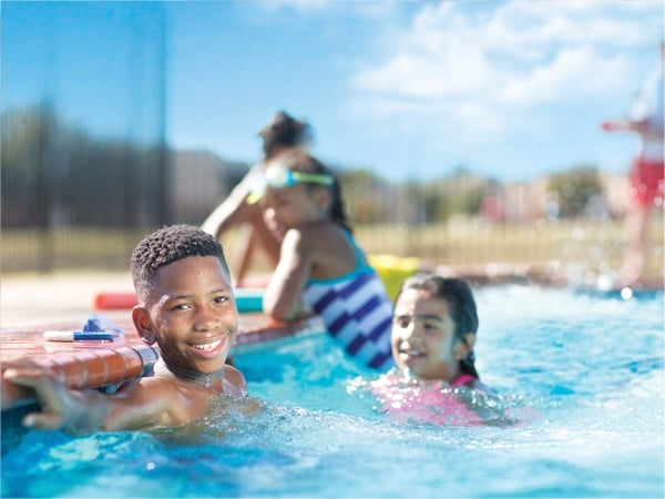 Kids-in-Pool-at-Summer-Day-Camps-