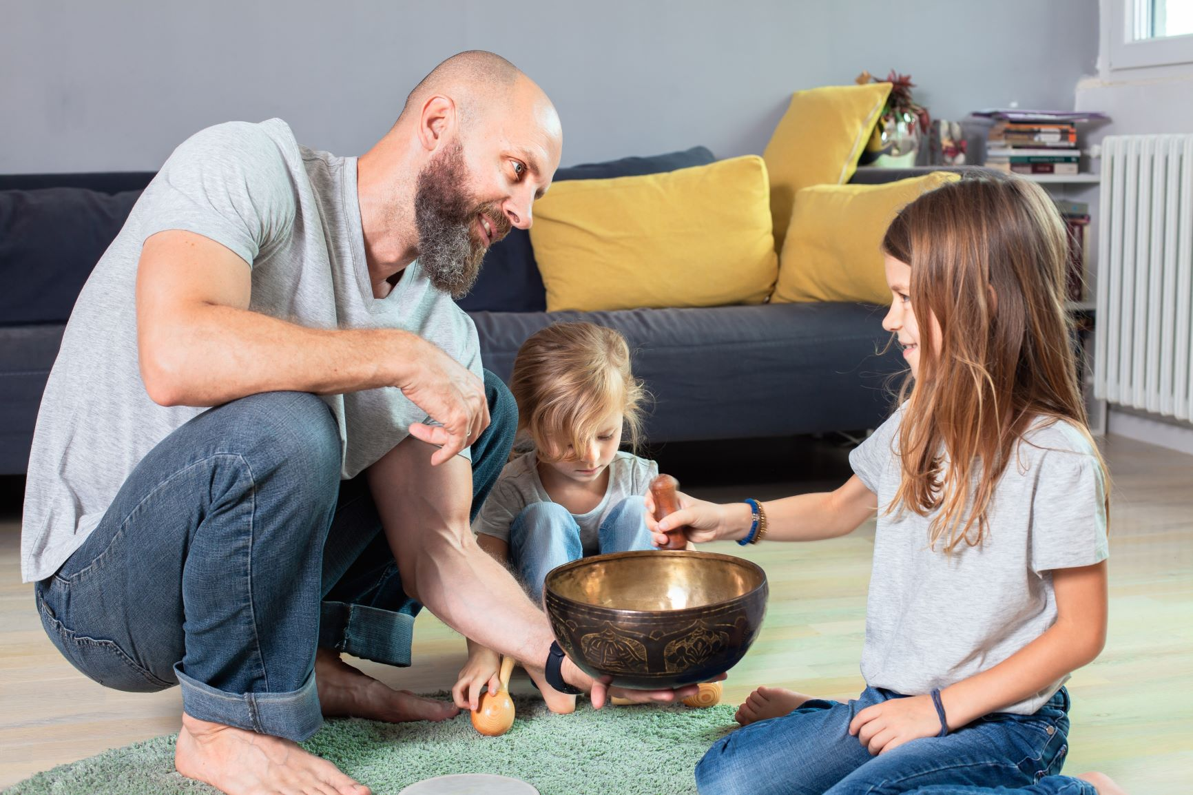 Families can explore customs and foods of other cultures at home to teach diversity and inclusion during Welcoming Week.