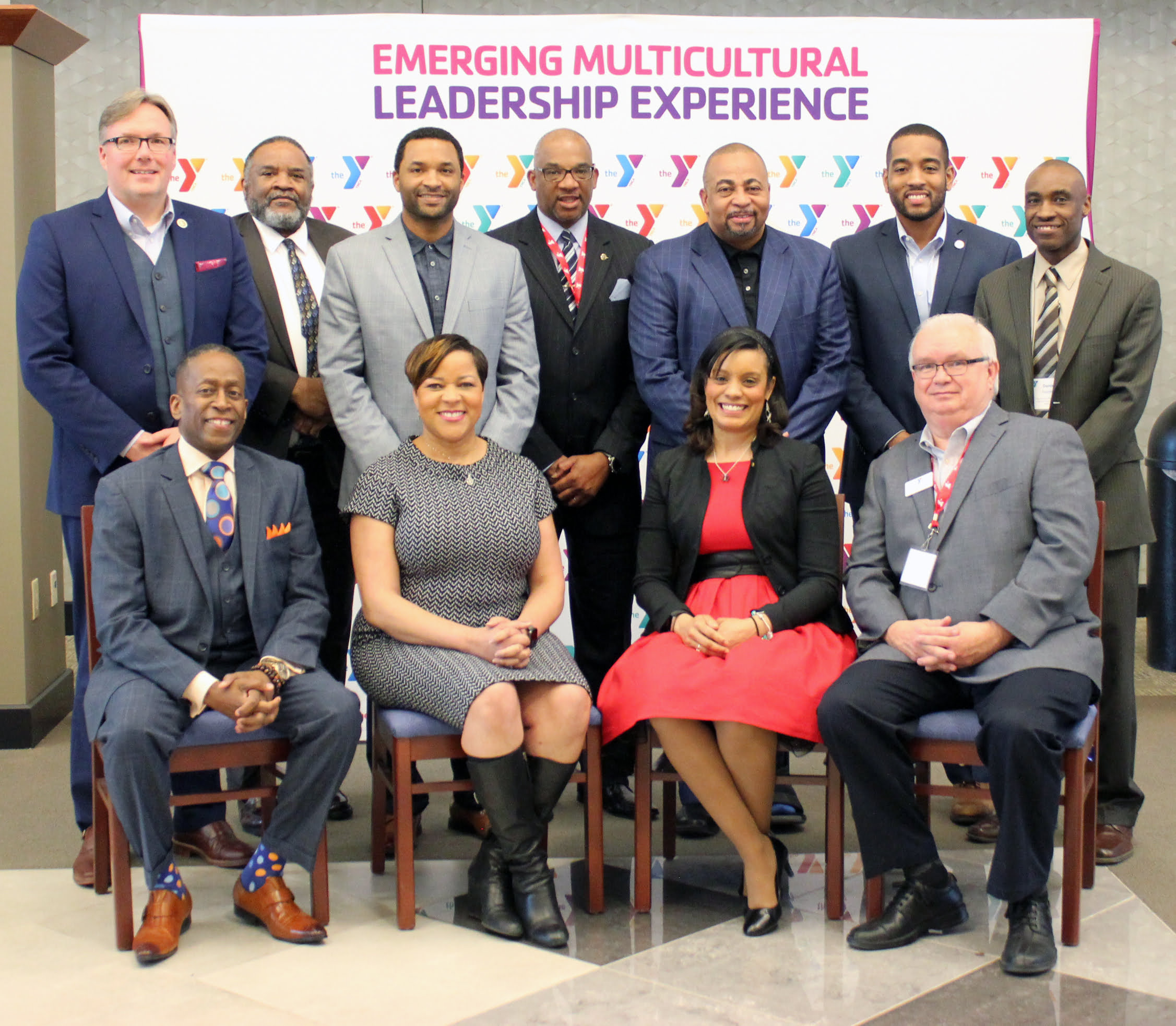 Emerging Multicultural Leaders Experience 2018